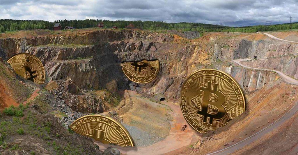 Bitcoin mining - gruvbrytning av kryptovaluta