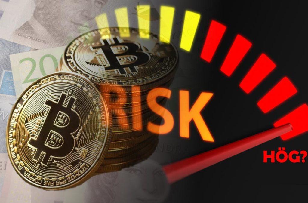 Bitcoin risker, frågor och svar