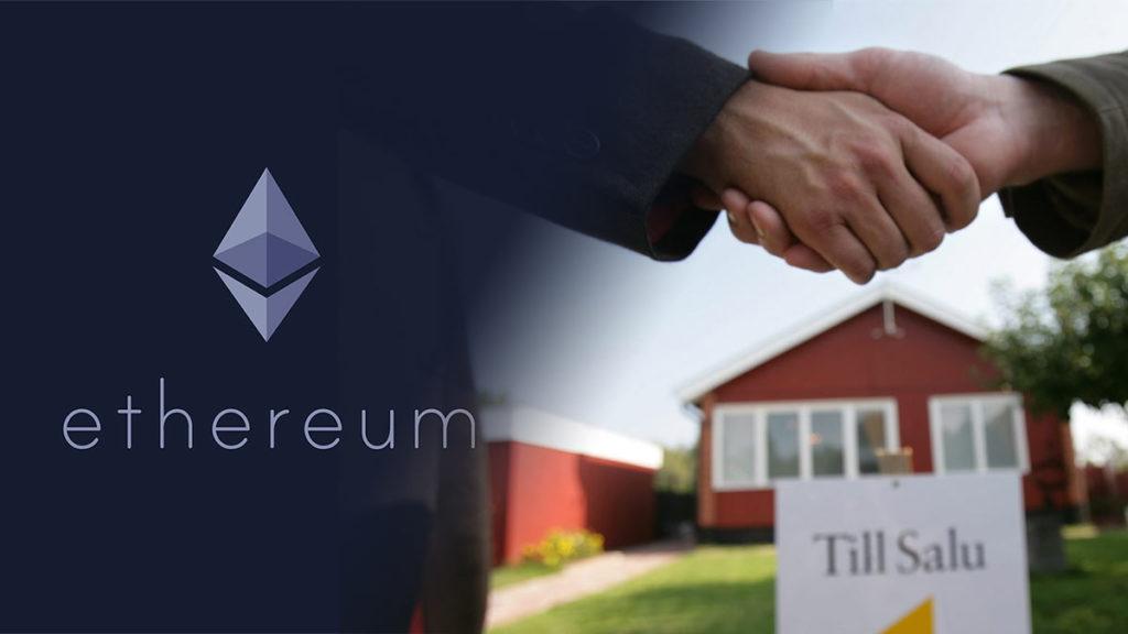 Köpa hus via Ethereum