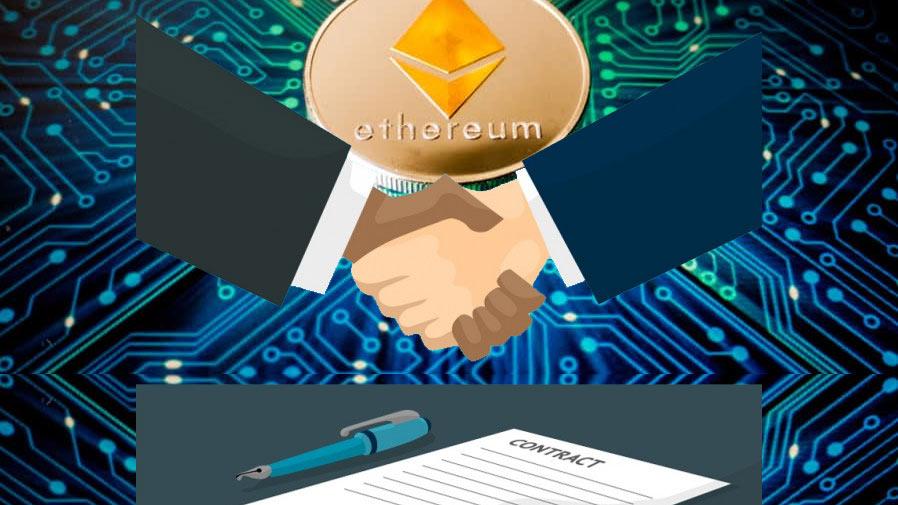 Ethereum, smarta kontrakt