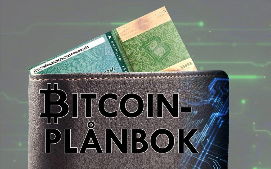 Bitcoin-plånbok