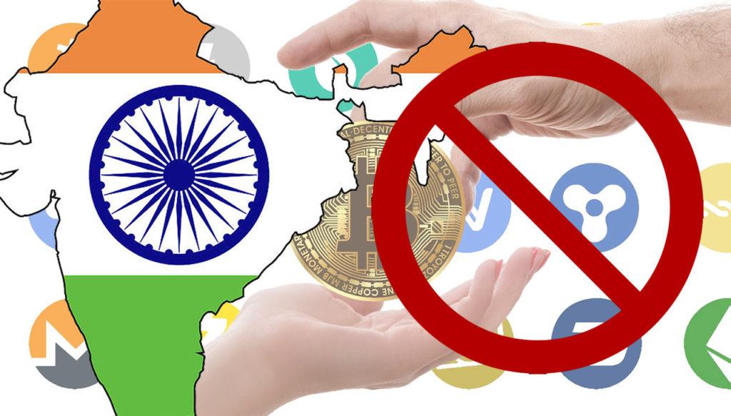 Kryptovalutor, förbud i Indien