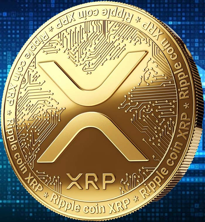 XRP coin, Ripple