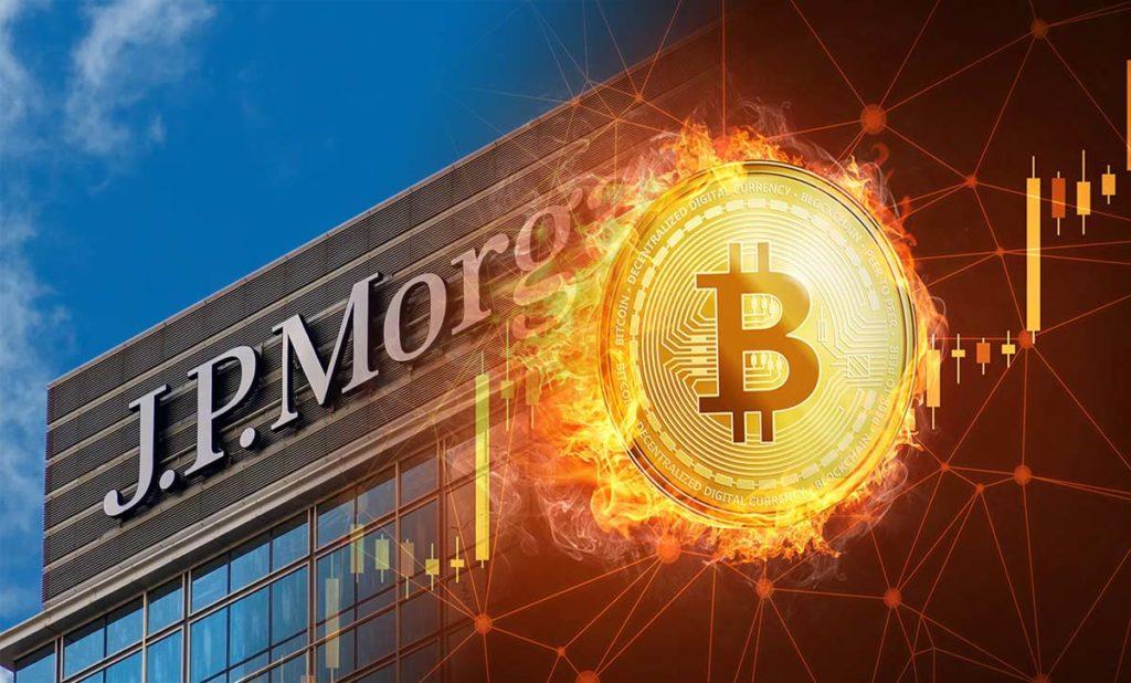 J.P. Morgan Bitcoin