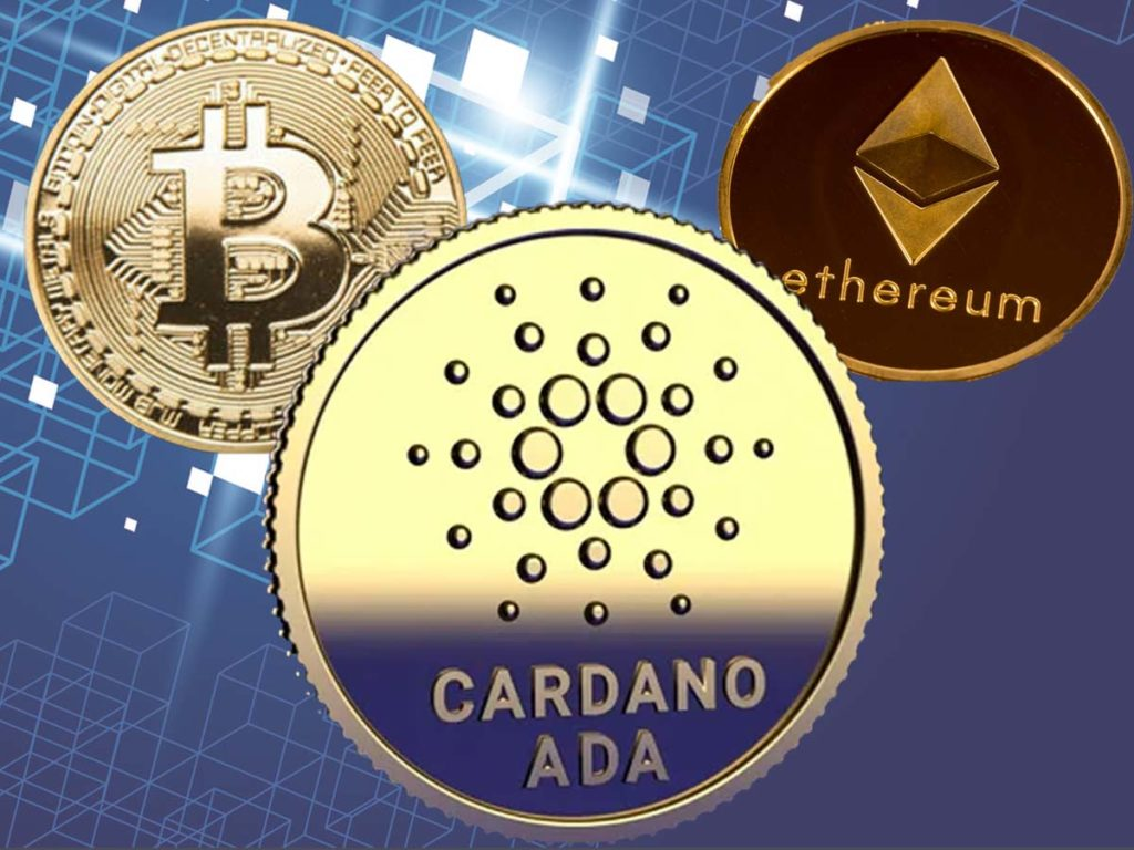 Cardano, en mix av Bitcoin och Ethereum